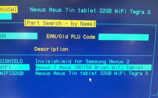 Google có thể ra thêm Nexus 7 bản 32 GB