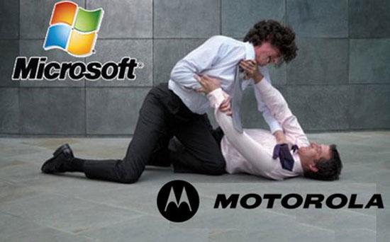 Motorola không vi phạm bằng sáng chế của Microsoft