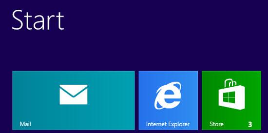 Microsoft tiết lộ kế hoạch cập nhật ứng dụng cho Windows 8