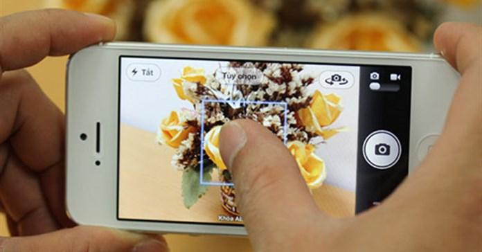 Cách chụp ảnh bằng smartphone đẹp hơn
