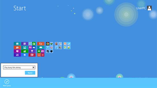 6 cách tùy chỉnh màn hình Start Screen trong Windows 8