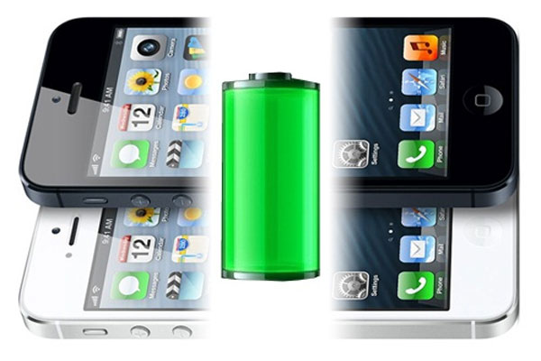 Mẹo tăng thời gian dùng pin cho iPhone 5