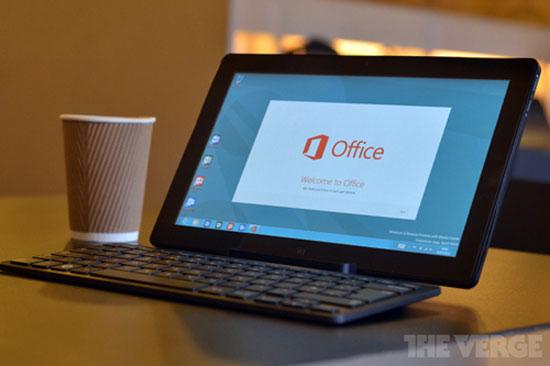 Microsoft hoàn thiện Office 2013, lên kệ giữa tháng 11