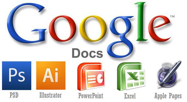 Google Docs hỗ trợ các định dạng Microsoft Office cũ đến hết năm nay