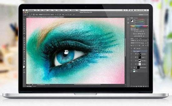 Apple bị kiện vì ảnh quảng cáo MacBook Pro Retina