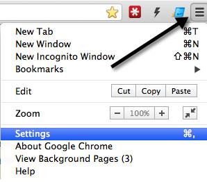 Mở nhiều trang web khi trình duyệt bắt đầu khởi động
