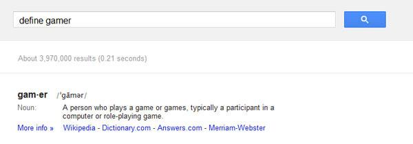 Một số công dụng hữu ích của trang tìm kiếm Google