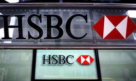 Ngân hàng HSBC bị tin tặc tấn công