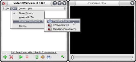 Tạo webcam ảo để qua mặt bạn chat