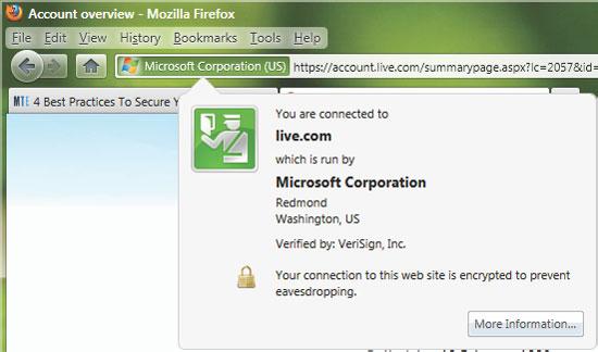 4 bước tăng khả năng bảo mật cho Hotmail