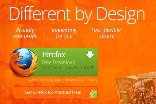 Firefox bản mới vá thêm một số lỗi bảo mật