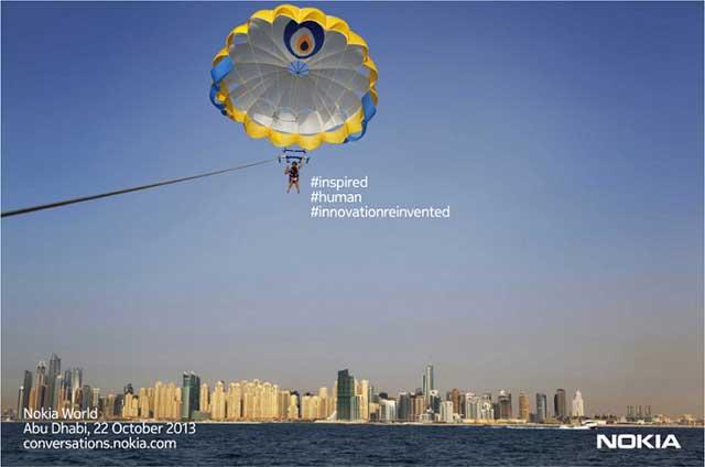 Nokia hé lộ về sự kiện đặc biệt Nokia World tại Abu Dhabi