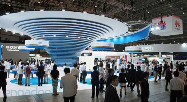 Khai mạc triển lãm công nghệ cao CEATEC 2013