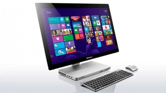 Lenovo công bố loạt máy tính AIO mới