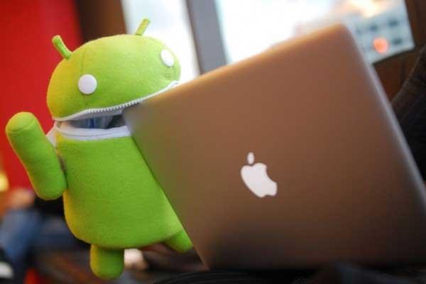 Lượng tiêu thụ tablet Android lần đầu vượt qua iPad