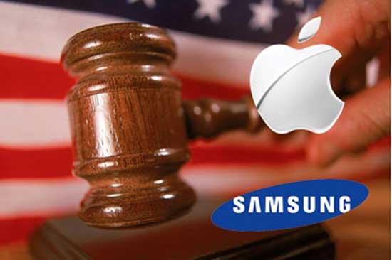 Apple đòi tòa án trừng phạt Samsung vì làm lộ bí mật