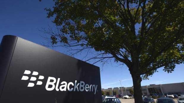 Đường cùng BlackBerry rao bán luôn cả trụ sở