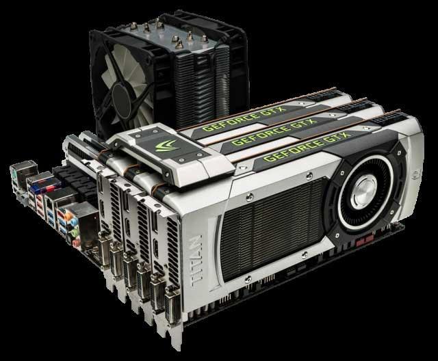 Nvidia tung ra máy tính để bàn GeForce GTX Battlebox