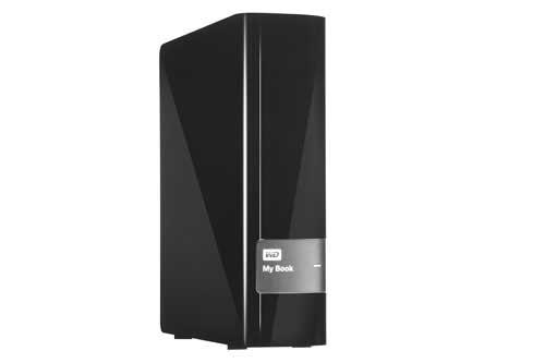 WD ra mắt ổ cứng dung lượng tới 4TB