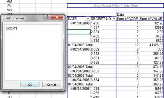 8 tính năng tốt nhất trên Excel 2013