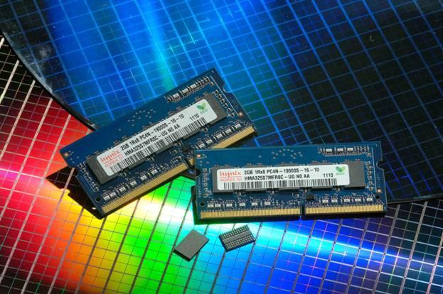 Giá RAM tăng phi mã sau vụ cháy nhà máy Hynix