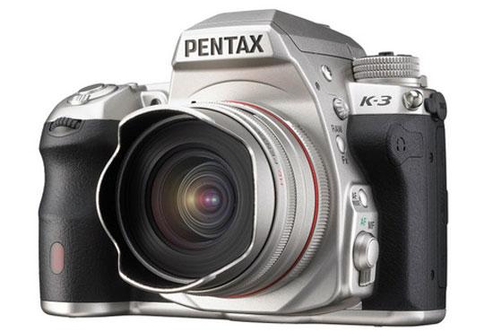 Pentax giới thiệu K-3 với khả năng thay đổi bộ lọc AA