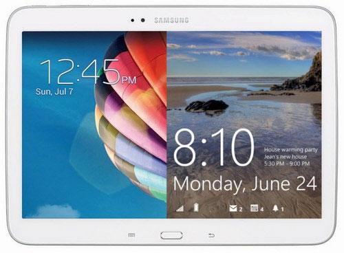 Tablet mới của Samsung có thể chạy 2 hệ điều hành