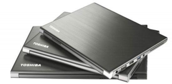 Toshiba Z Series - Ultrabook cao cấp cho doanh nhân