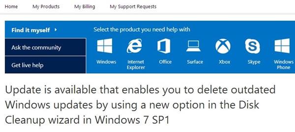 Tăng tốc máy tính bằng cách giảm dung lượng ổ đĩa cài Windows