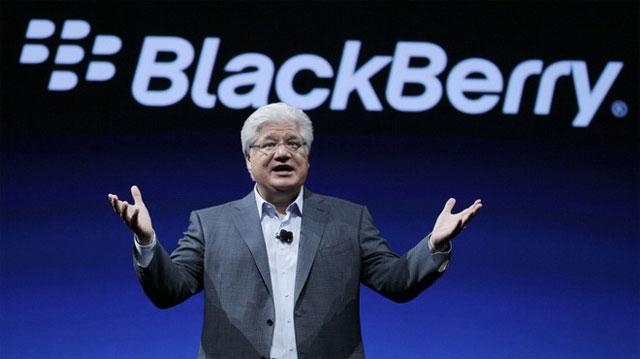Hai nhà sáng lập muốn mua lại BlackBerry