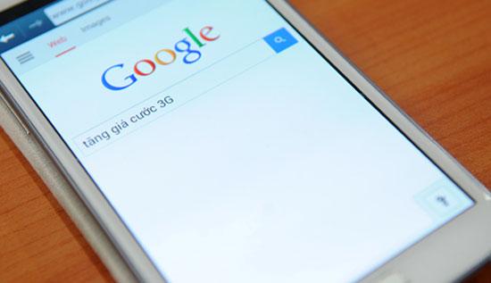 Cước 3G tăng gần 20% từ tuần tới