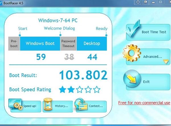 Làm thế nào để tăng tốc khởi động cho Windows?