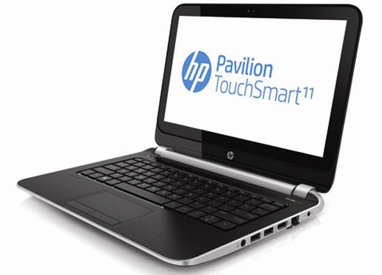 HP TouchSmart 11 - Laptop màn hình cảm ứng cho sinh viên