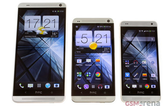"HTC One ""phóng to"" trình làng với cảm biến vân tay"