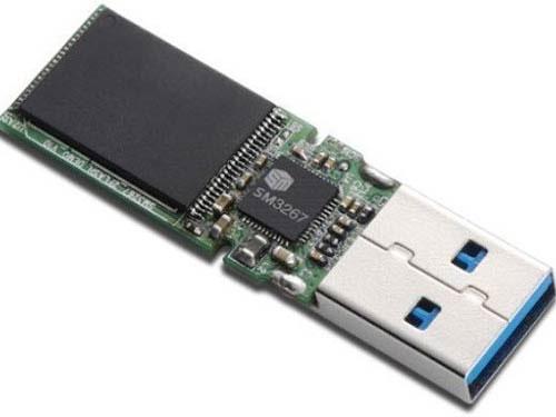 Ổ flash USB 3.0 có tốc độ đọc 160 MB/s