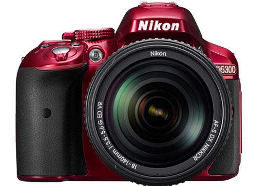 Nikon D5300 ra mắt với kết nối Wi-Fi và GPS