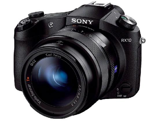 RX10 máy ảnh siêu zoom cao cấp của Sony ra mắt