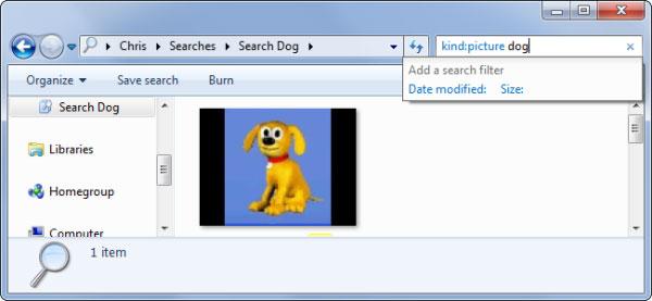 Những mẹo tìm kiếm tốc độ cao trong Windows