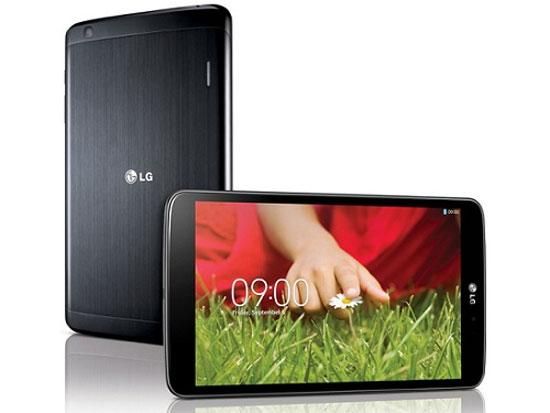 Tablet LG G Pad sắp được bán tại Mỹ giá 350 USD