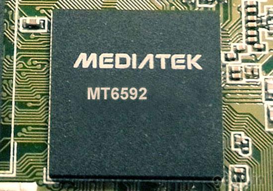 """Lộ """"benchmark"""" khủng chip 8 nhân MediaTek MT6592"""