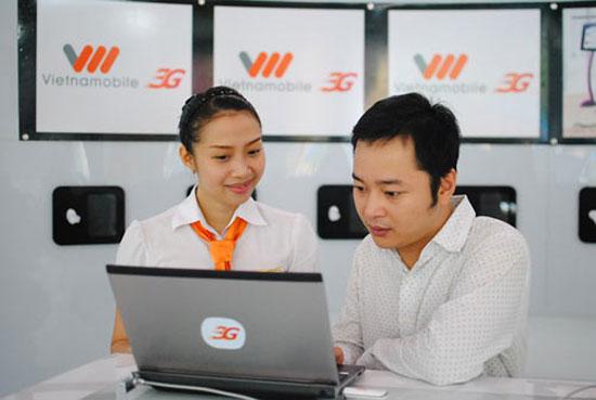 Vietnamobile quyết không tăng giá với dịch vụ 3G