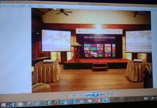 Người dùng Windows 8 bắt đầu được tải miễn phí bản 8.1