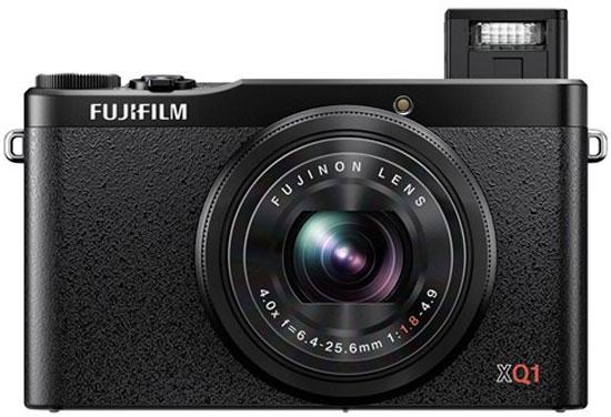 Máy ảnh Fujifilm XQ1 dùng cảm biến X-Trans CMOS