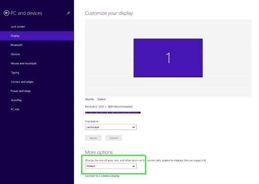 Chạy 4 ứng dụng một lúc trong Modern UI của Windows 8.1