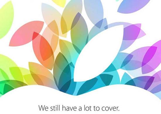 """Những điều cần biết về iPad 5, iPad Mini 2 trước giờ """"G"""""""