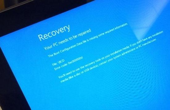 Microsoft gỡ bỏ bản nâng cấp Windows RT 8.1