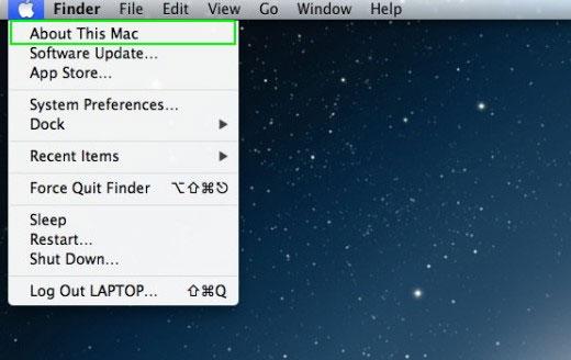 Hướng dẫn nâng cấp miễn phí lên OS X Mavericks