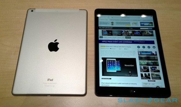 So sánh iPad Air, Surface 2 và Galaxy Note 10.1