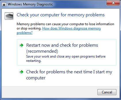 Xác định phần cứng nào trong máy tính đang hỏng