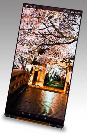 Japan Display giới thiệu màn hình 543 ppi cho smartphone